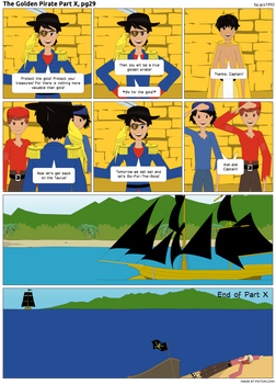 The Golden Pirate - Part X - Page 29