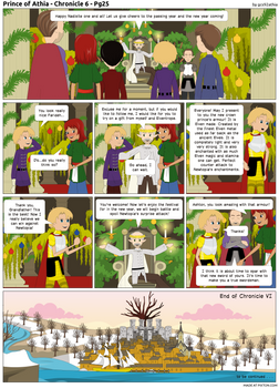KOA - Prince of Athia - Chronicle VI - Page 25