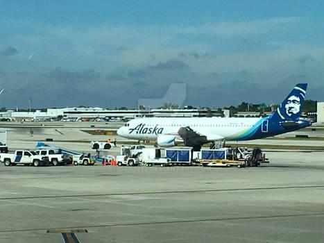 Plane Spotting @ FLL 8