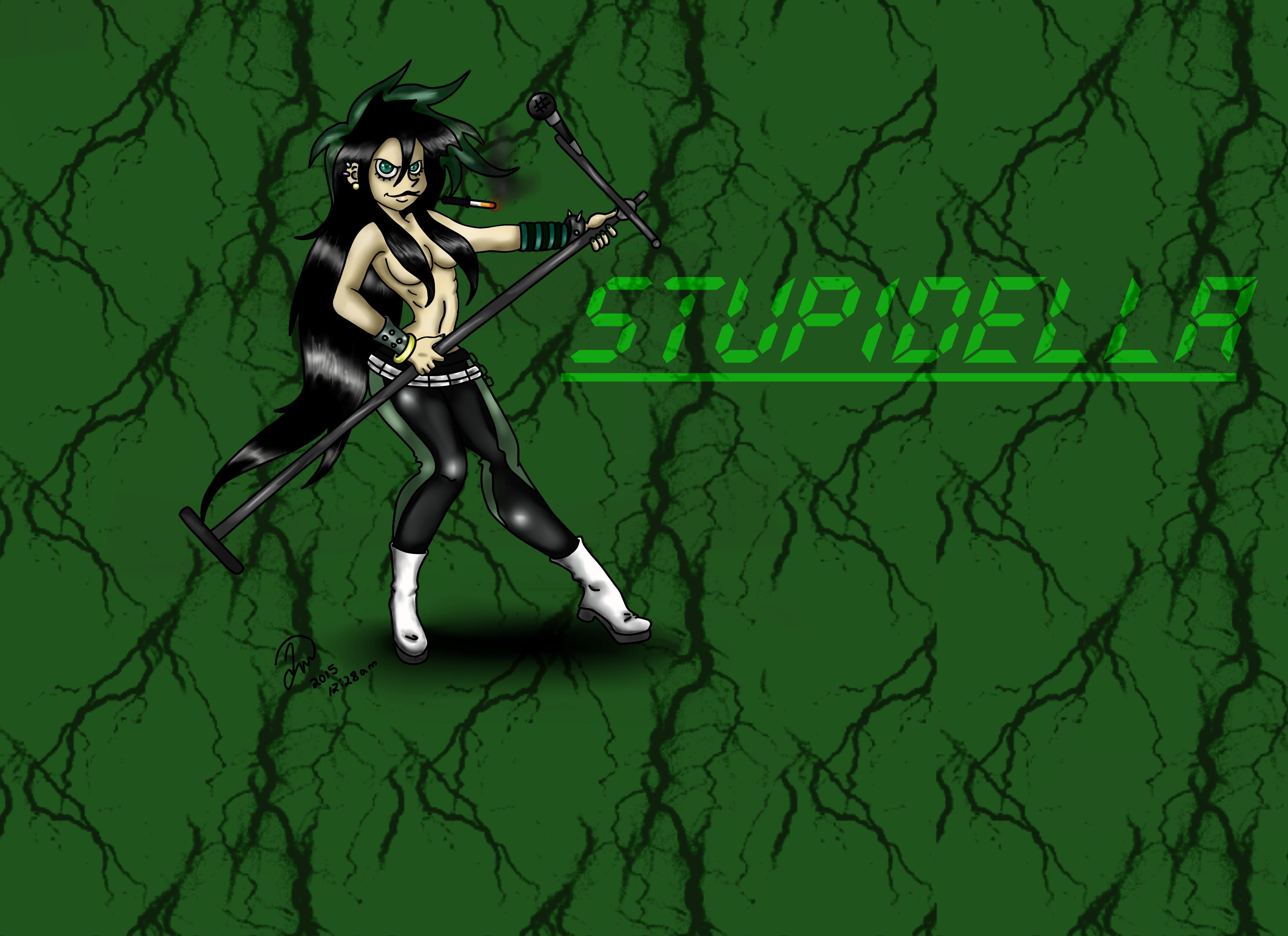 Stupidella