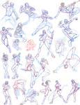 figure movement studies
