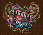 Amour tattoo