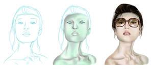 face study Progress