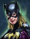 Artgerm's Bat Girl