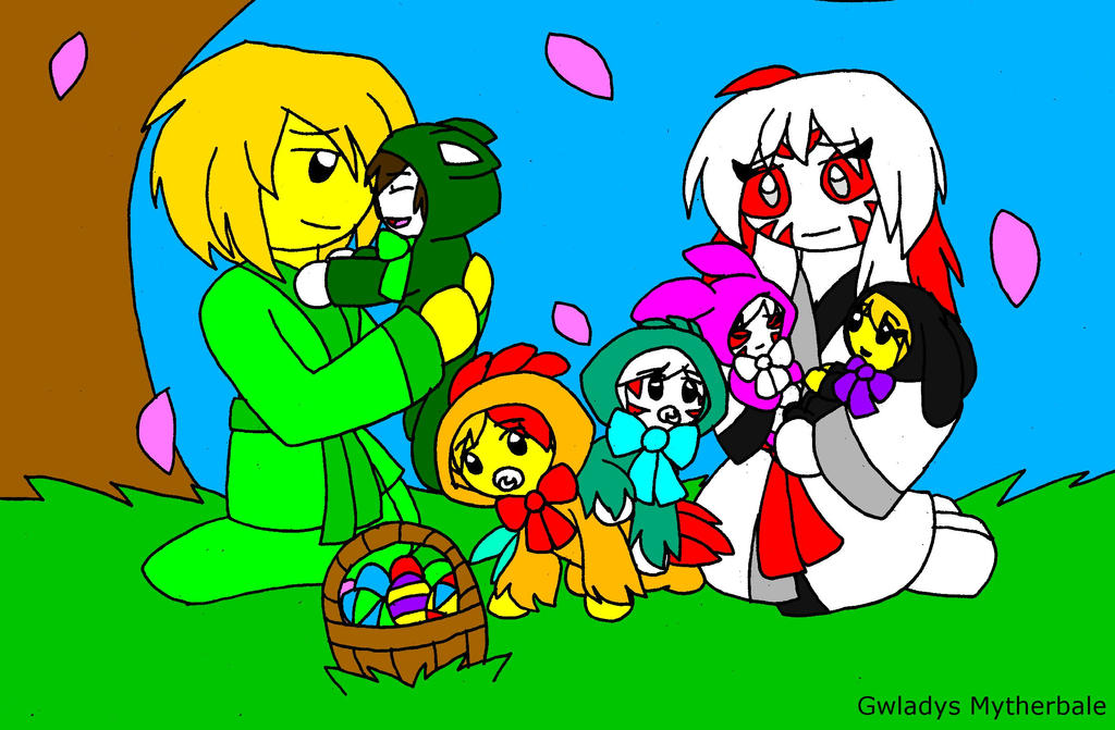 Happy Easter 2016 By Mytherbale On DeviantArt