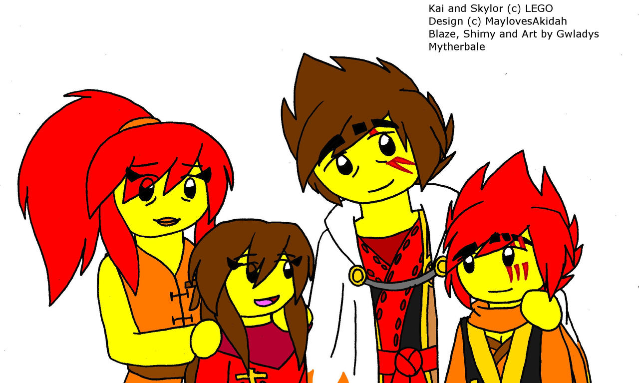 La Famille 1/5 By Mytherbale On DeviantArt