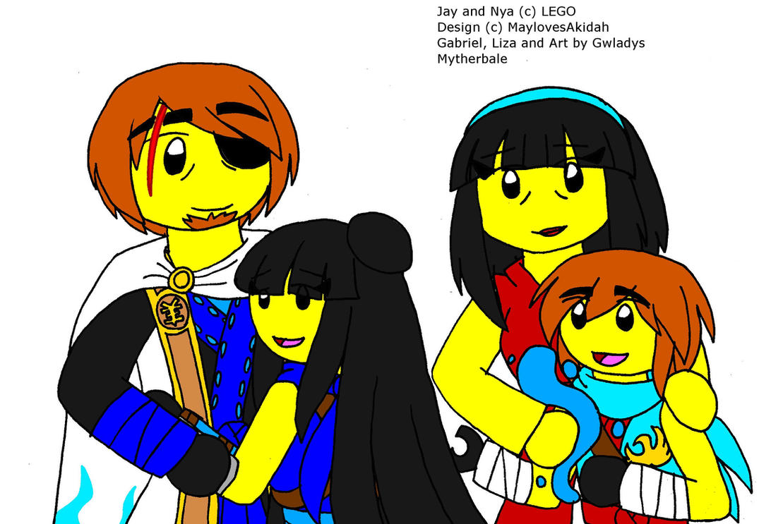 La Famille 2/5 By Mytherbale On DeviantArt
