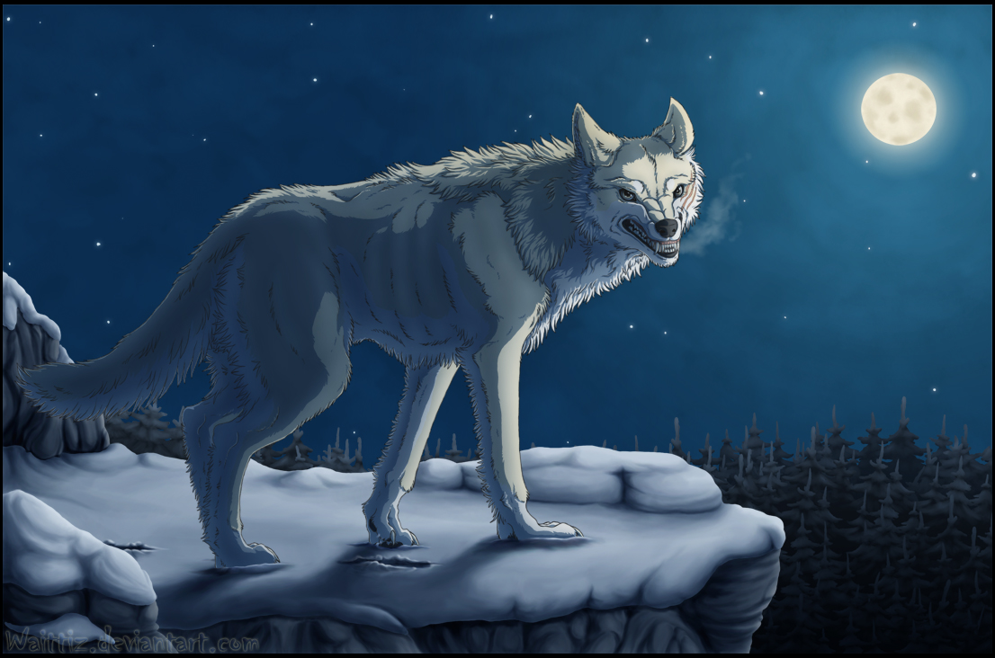 Night Of Oblivion by Waittiz