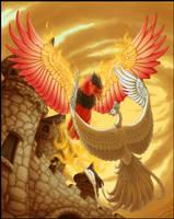 CE: Phoenix Dance by Waittiz
