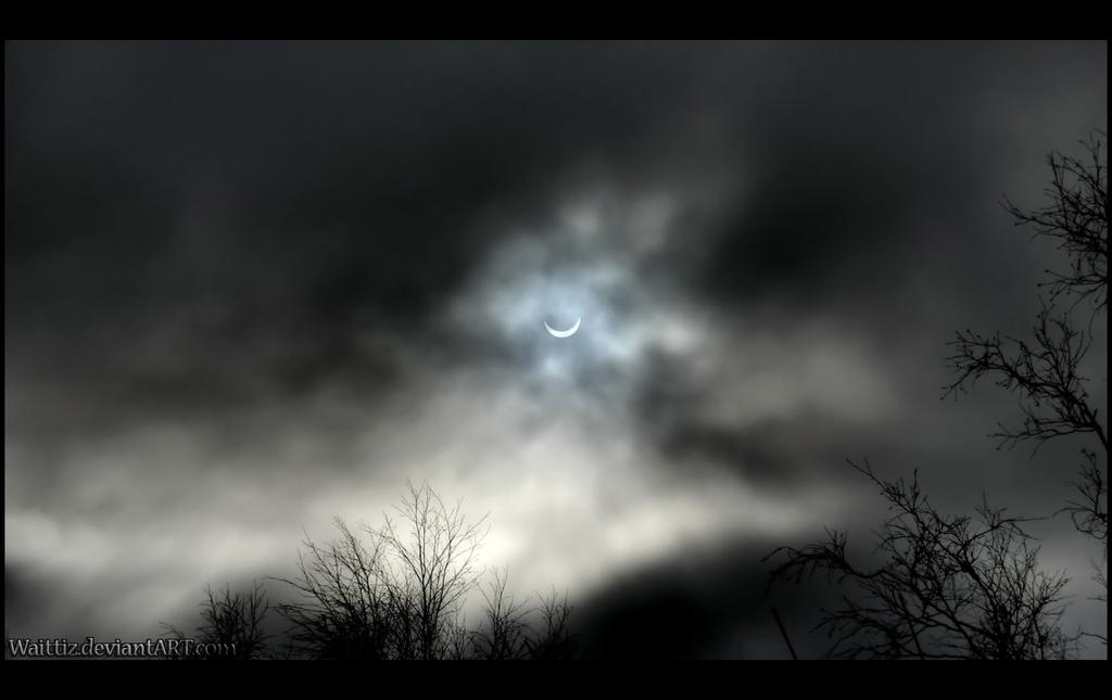 The Day of the Black Sun by Waittiz