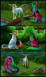 Colorful Journey by Waittiz