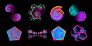 shapes for duangle by SylviaRitter