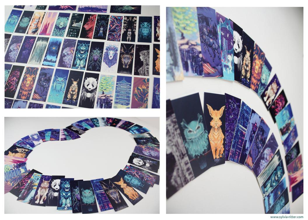 Art Strips 2014 by faith303