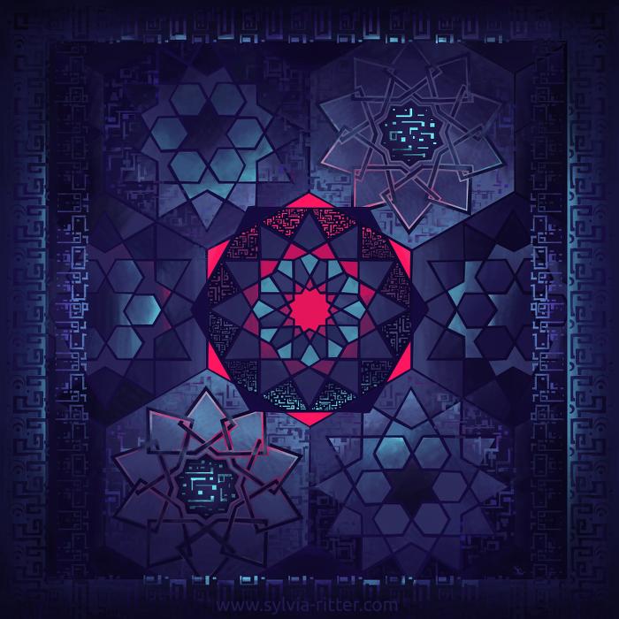 Abstract Album Art by faith303