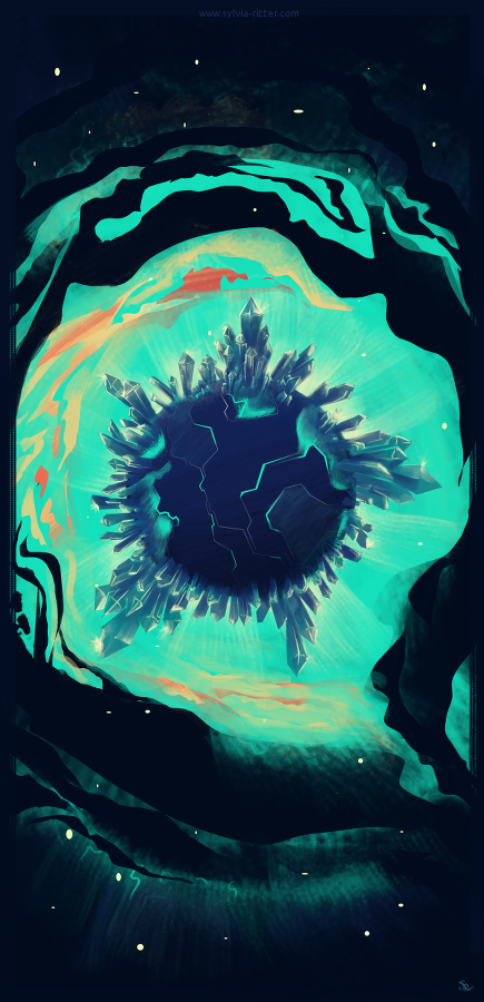Quartz Planet by faith303