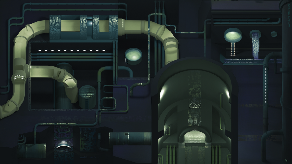 Sewer Level for Ren-Hu by faith303