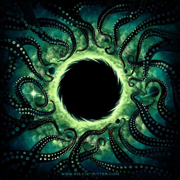 Album Art for Abysmii's Forgotten Eldritch Galaxy by SylviaRitter