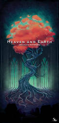 Heaven and Earth by SylviaRitter