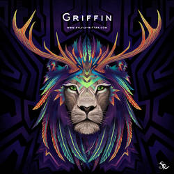 Griffin - Album Artwork by SylviaRitter