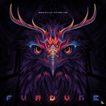 Eagle of Zeus - Album Artwork for Furdune