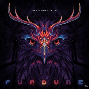 Eagle of Zeus - Album Artwork for Furdune