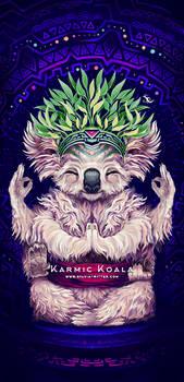 Karmic Koala by SylviaRitter