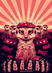 Maverick Meerkat by SylviaRitter
