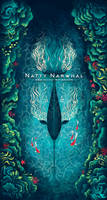 Natty Narwhal by SylviaRitter