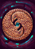 Precise Pangolin by SylviaRitter