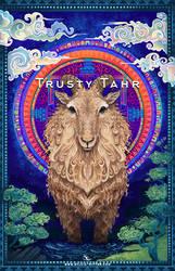 Trusty Tahr by SylviaRitter