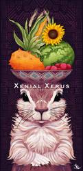 Xenial Xerus by SylviaRitter