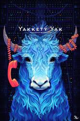 Yakkety Yak by SylviaRitter