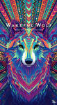 Wakeful Wolf by SylviaRitter