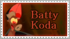 FernGully: Batty Koda Stamp by Nyxity