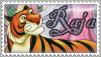 Aladdin: Raja Stamp by Nyxity