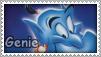 Aladdin: Genie Stamp by Nyxity