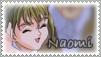 Armitage III: Naomi Stamp 2 by Nyxity