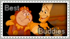 BatB: Best Buddies Stamp by Nyxity
