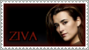 NCIS: Ziva David Stamp 1 by Nyxity