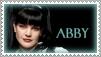 NCIS: Abby Sciuto Stamp by Nyxity