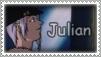 Armitage III: Julian Stamp 2 by Nyxity