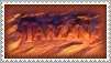 Tarzan Title Stamp by Nyxity