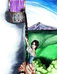 Rapunzel Escapes