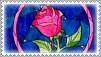 BatB: Enchanted Rose Stamp 2 by Nyxity