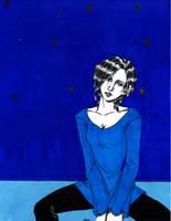 Blue Tilt by Nyxity