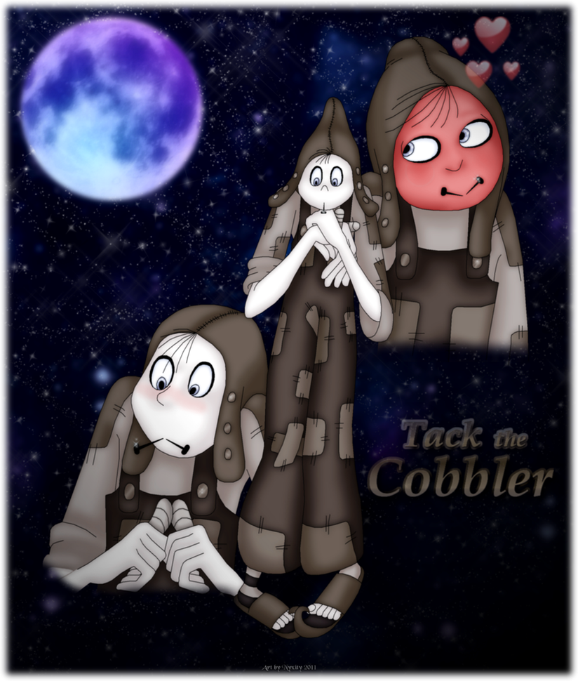 TTatC: Tack the Cobbler by Nyxity on deviantART Tack The Cobbler Costume