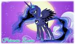 Princess Luna by Nyxity