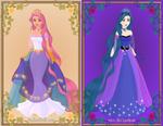 Heroine Creator: Princesess Celestia and Luna