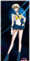 Sailor Uranus Crystallized by Nyxity