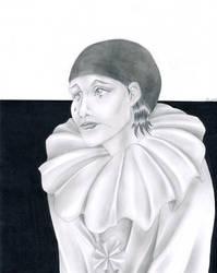 Pierrot II by Nyxity